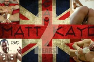 Il Cam Boy dei record Matt Kayd festeggia il II anniversario con CAM4