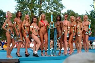 MISS ITALIA HOT: le Miss più svestite e sexy d'Italia