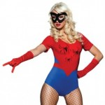 Sexy Spiderwoman