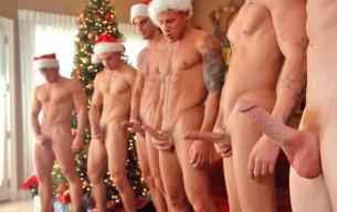 MISTER Y tra palle e grandi pacchi: letterina ad un porno Babbo Natale