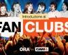 Grande Novità! I Fan Club CAM4!