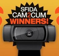I vincitori della sfida CAM2CUM sono qui!