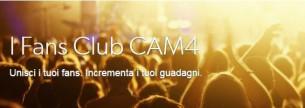Come Apro Il Mio Fan Club su CAM4? Scoprilo qui!