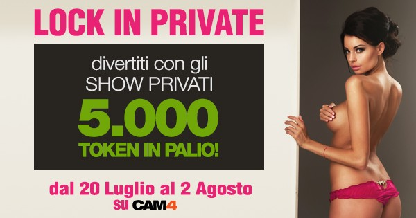 Lock in Private 4 – La Sfida Continua!
