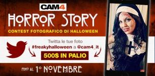 Foto Contest CAM4 HORROR STORY – 500$ e un OhMiBod in palio!