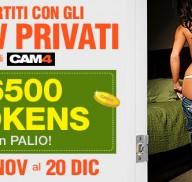 Contest Lock In Private di Dicembre: Le iscrizioni sono aperte!