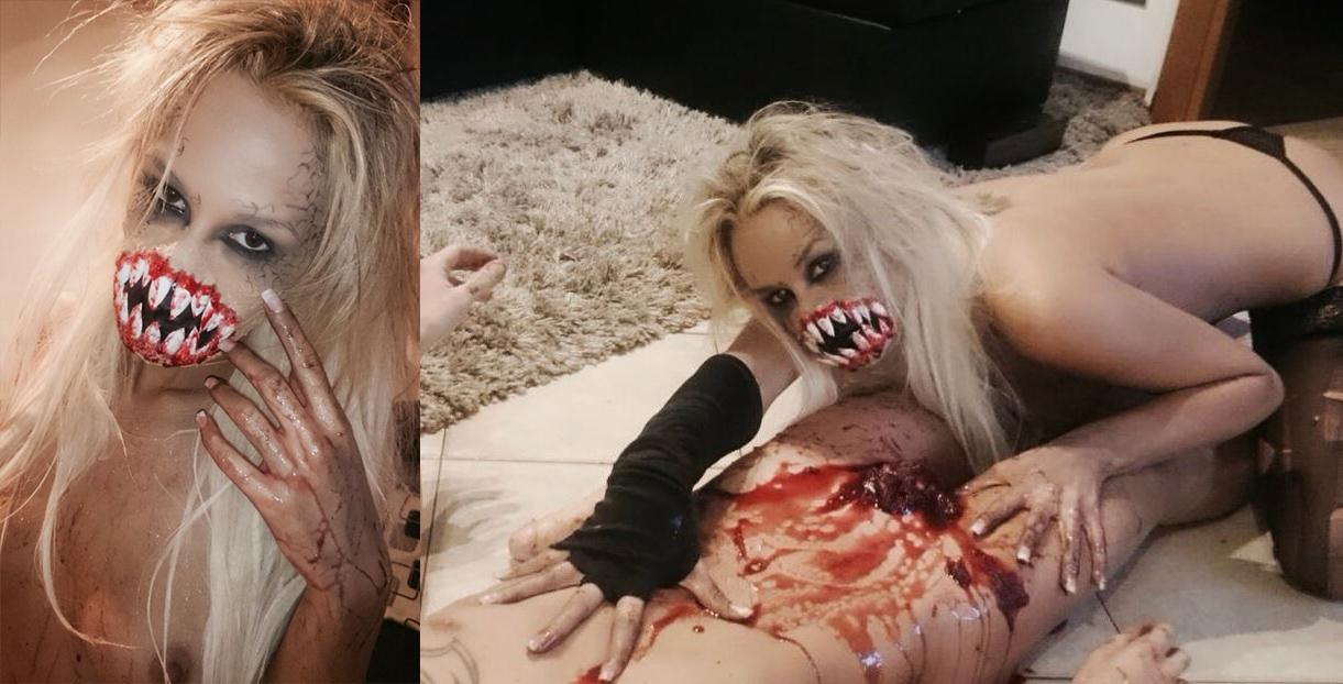 porno vampira