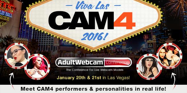 CAM4 Team, DAYAANNA e tante altre Sexy Star premiate all' #AdultWebCamAwards