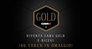 DIVENTA GOLD: Metti Il Turbo Al Tuo CAM4!