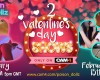 Weekend Show di San Valentino Con Le Poison Dollz
