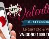 Foto&Video Contest Sexy Valentino: Vinci fino a 1000 token!