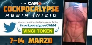#cockpocalypsecam4 – vota i cazzi della porno apocalisse CAM4