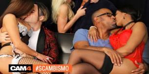 #SexVocabulary: MisterY alla scoperta del termine SCAMBISMO