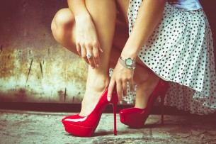 Il Foot Fetish: Feticismo Dei Piedi