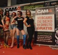 CAM4 ospite e sponsor in Spagna, al SALONE EROTICO DI MURICA