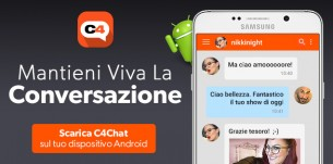 Scarica l'app C4 Chat sul tuo Telefono o Table Android