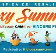 SEXY SUMMER PARTY! Il Concorso Dei Regali Dell'Estate CAM4