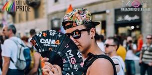 CHE SVENTOLO! #CAM4 ITALIA al Milano Pride: La Foto-Gallery ufficiale