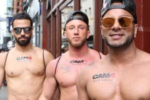 London Pride con CAM4 - La foto gallery!