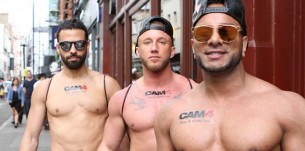 London Pride con CAM4 – La foto gallery!