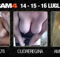Amalia_Foryo, CuoreRegina e Simpatica76: 3 fighe e una Live Chat!