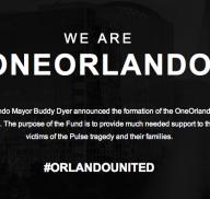 Grazie a voi abbiamo raccolto 3100$ da devolvere alla OneOrlando