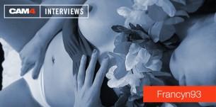 Sexy intervista con la camgirl Francyn93