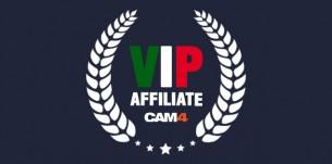 Concorso VIP Affiliate CAM4 Italia