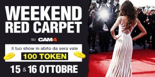 RED CARPET CAM4: Weekend Show a Tema