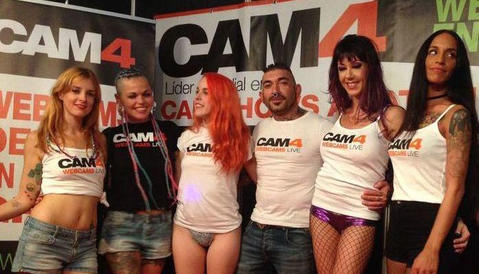 CAM4 al Salone Erotico di Barcellona: la cronaca dell'evento spagnolo