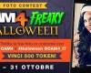 Foto Contest #FreakyHalloween - twitta e vinci 500 Token!