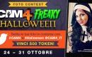 Foto Contest #FreakyHalloween – twitta e vinci 500 Token!