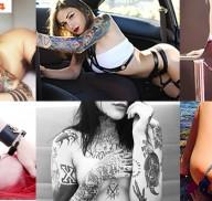 RAGAZZE SEXY TATUATE: scopri i tatuaggi più sexy e trasgressivi di CAM4!