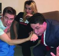 Max Felicitas & Diprè incontrano l'erotica Camgirl SEXYP1NCESS