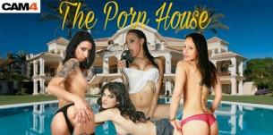 """JamesBandPorn torna su CAM4 con """"The Porn House""""!"""