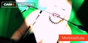 MorbidaSusy: la storia di una performer Curvy di successo