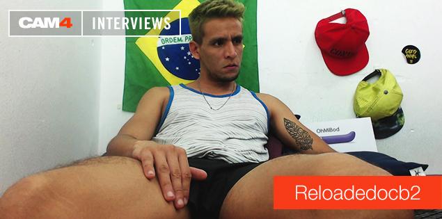 Scopri il camboy latino RELOADEDCB2 nella nostra gaia intervista!