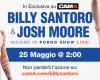 I Porno Attori BILLY SANTORO e JOSH MOORE scopano Live in esclusiva su CAM4!