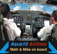 CRUISING SHOW AD ALTA QUOTA: vieni a scoprire la porno ASUS10 Airlines!