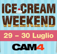 Leccate e succhiate provocanti in arrivo per il weekend CAM4 ICE CREAM!