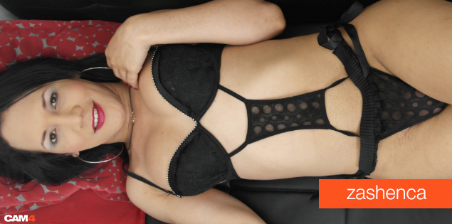 zashenca - trans in intimo sexy