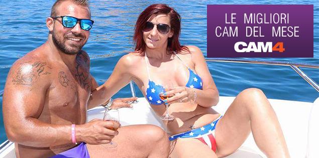 Miele di Luglio, ecco le XXX CAM più coinvolgenti degli ultimi 30 giorni su CAM4!