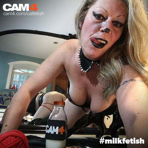 catfetish - milk fetish weekend