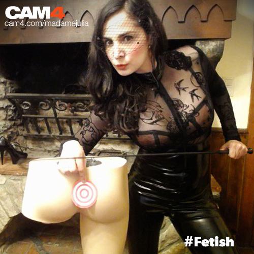 MadameJulia fetish