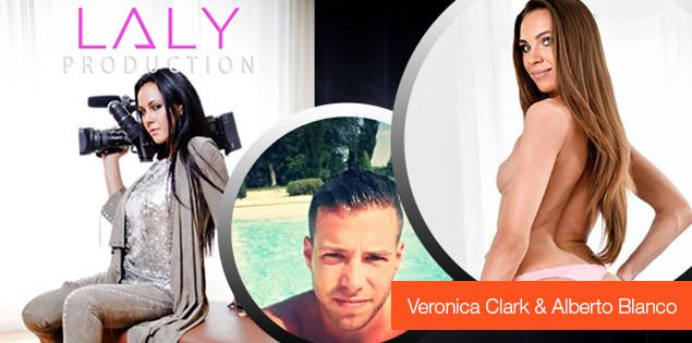 Live Shooting – dietro le quinte di un film porno con Veronica Clark & Alberto Blanco