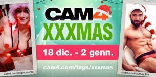 XXXmas party! Non perderti gli show del malizioso Natale CAM4