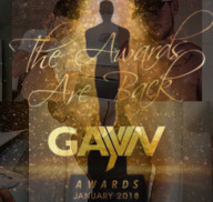 "Tornano i GAYVN AWARDS con la categoria ""Favourite Cam Guy"" e sponsor CAM4"