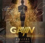 """Tornano i GAYVN AWARDS con la categoria """"Favourite Cam Guy"""" e sponsor CAM4"""