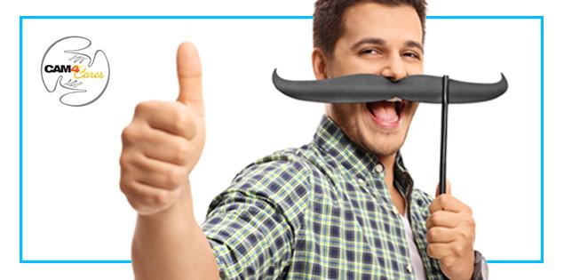 Un enorme Grazie da Movember alla CAM4 community!