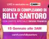 Porno scopata gay di compleanno per Billy Santoro e Devin Franco